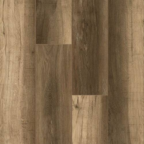RigidCORE Keystone Collection by Paramount Vinyl Plank 7x48 in. - Owl Feather