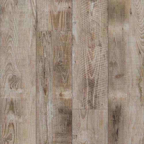 RigidCORE Keystone Collection by Paramount Vinyl Plank 7x48 in. - Stampede Taupe