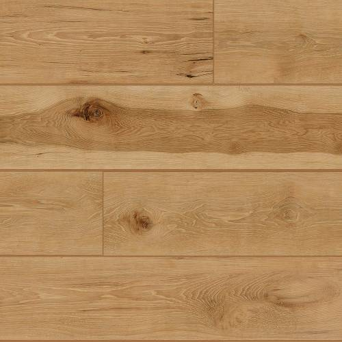 RigidCORE Cornerstone Collection by Paramount Vinyl Plank 7x48 in. - Hickory Pecan