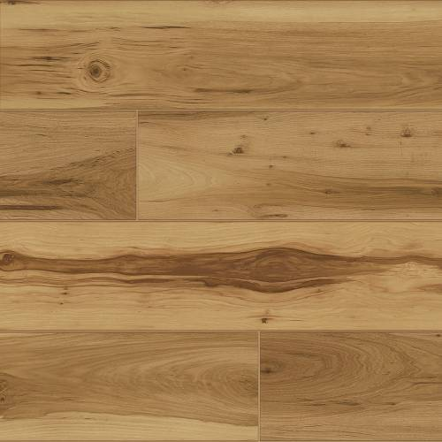 RigidCORE Cornerstone Collection by Paramount Vinyl Plank 7x48 in. - Northern Hickory Natural
