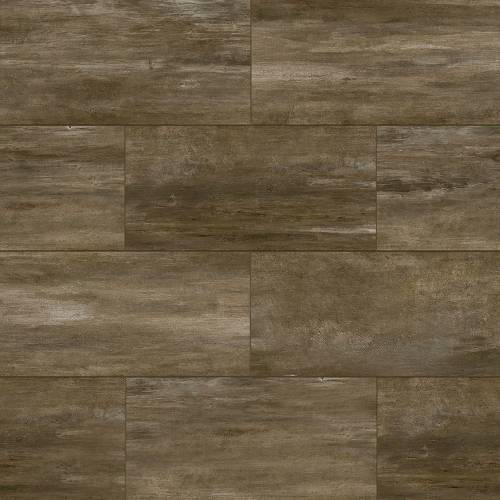 RigidCORE Keystone Tile Collection by Paramount Vinyl Tile 12x24 in. - Antelope Canyon