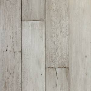 African Plains Collection by Provenza Floors Engineered Hardwood 5 in. Hevea - Serengeti