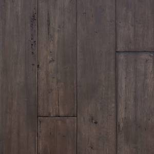 Antico Collection by Provenza Floors Engineered Hardwood 5.5 in. Hevea - Quarry Matte