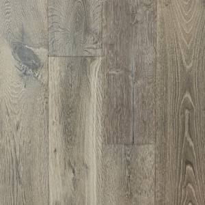 Artefact Collection by Provenza Floors Engineered Hardwood 6.25 in. White Oak - Keystone Grey