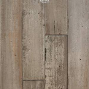Beacon Pointe Collection by Provenza Floors Engineered Hardwood 5 in. Hevea - Cool Grey