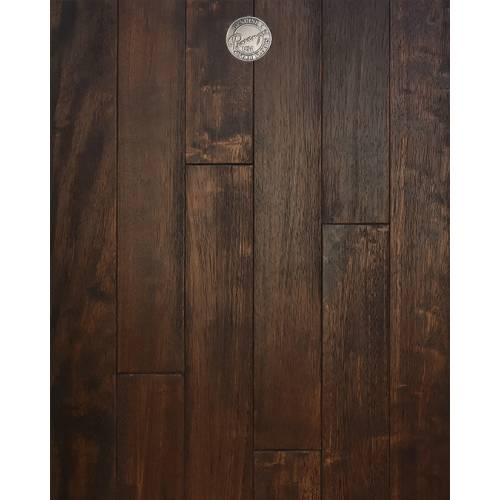 East Coast Originals Collection by Provenza Floors Solid Hardwood 3.5 in. Hevea - New Haven