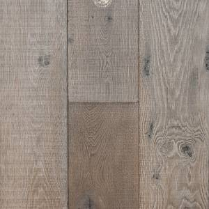 Iconic Edge Collection by Provenza Floors Engineered Hardwood 8.66 in. White Oak - Champagne