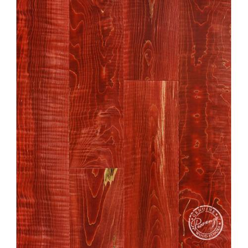 Infusion Collection by Provenza Floors Engineered Hardwood 4.5 in. Figured Curly Maple - Moulin Rouge