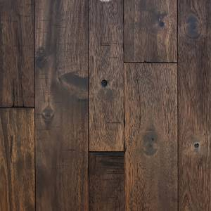 Modern Rustic Collection by Provenza Floors Engineered Hardwood 4, 6 in. Acacia - Dark Cider