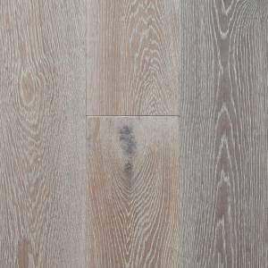 New York Loft Collection by Provenza Floors Engineered Hardwood 7.48 in. White Oak - Big Apple