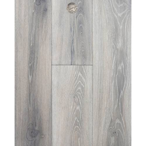 New York Loft Collection by Provenza Floors Engineered Hardwood 7.48 in. White Oak - Chelsea Pier