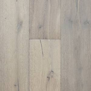 New York Loft Collection by Provenza Floors Engineered Hardwood 7.48 in. White Oak - High Line
