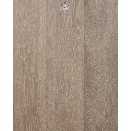 New York Loft Collection by Provenza Floors Engineered Hardwood 7.48 in. White Oak - Carnegie Hall