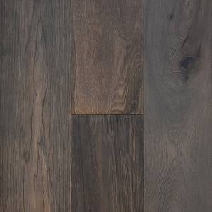 Old World Collection by Provenza Floors Engineered Hardwood 7.44 in. Oak - Gray Rocks