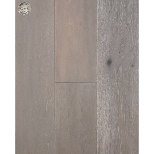 Old World Collection by Provenza Floors Engineered Hardwood 7.44 in. Oak - Pearl Grey