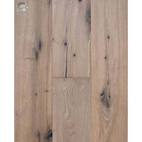 Old World Collection by Provenza Floors Engineered Hardwood 7.44 in. Oak - Fossil Stone