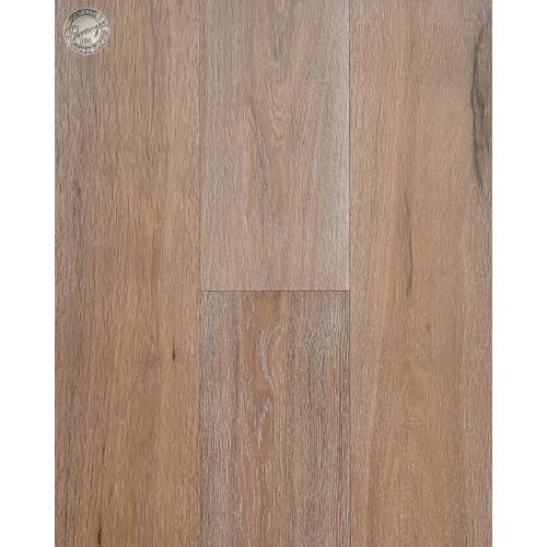 Old World Collection by Provenza Floors Engineered Hardwood 7.44 in. Oak - Weathered Ash
