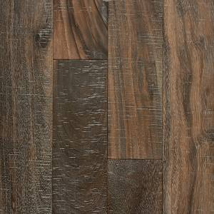 Olde Crown Collection by Provenza Floors Engineered Hardwood 6 in. East Indian Walnut - Iron House