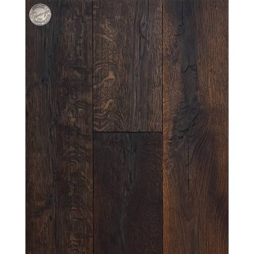 Pompeii Collection by Provenza Floors Engineered Hardwood 7.44 in. Oak - Etna