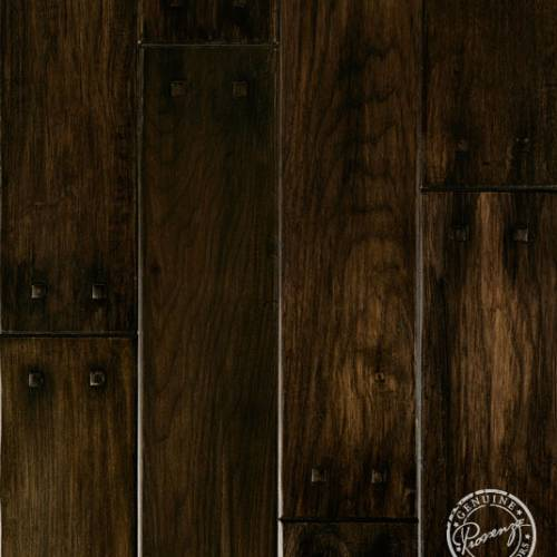 Provenza Home Collection by Provenza Floors Engineered Hardwood 5.5 in. Hickory - Ash Brown