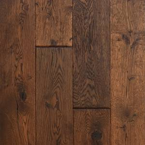 Richmond Collection by Provenza Floors Solid Hardwood 6 in. White Oak - Honey Hill