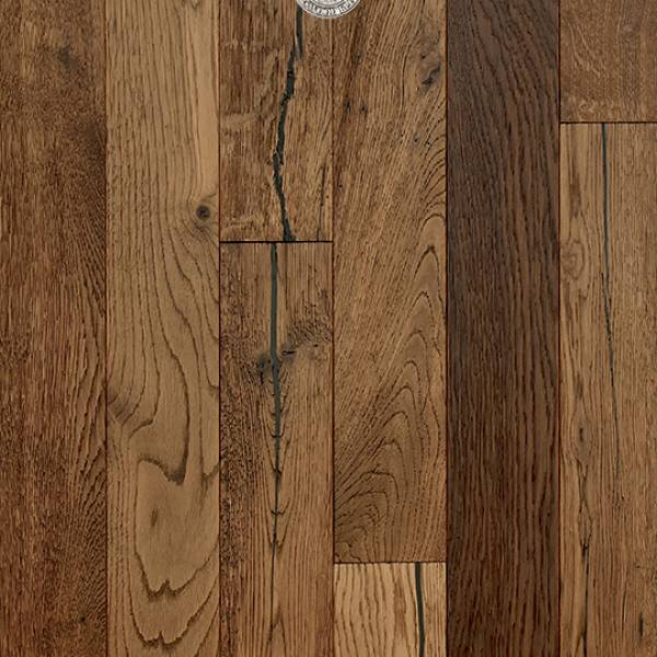 Studio Moderno Collection by Provenza Floors Engineered Hardwood 3.5 in. Oak - Rossellini