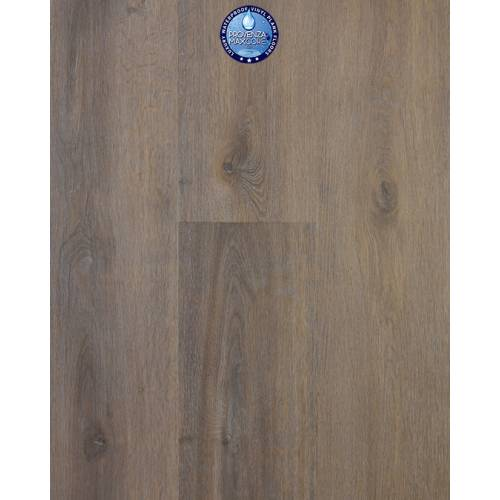 Uptown Chic Collection by Provenza Floors Vinyl Plank 7.15x48 in. - Backstage Brown