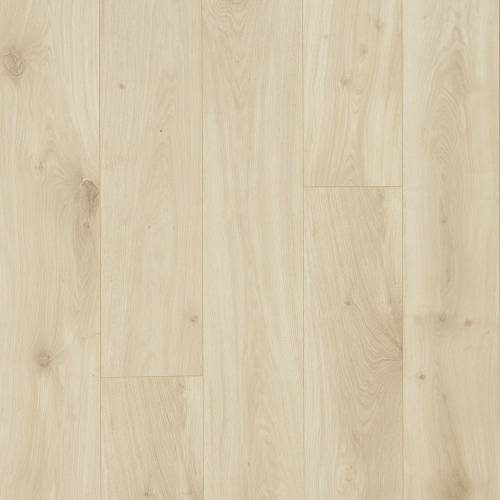 Leuco NatureTEK Select Collection by QuickStep Laminate 7-1/2x54-11/32 in. - Sweet Cream Oak