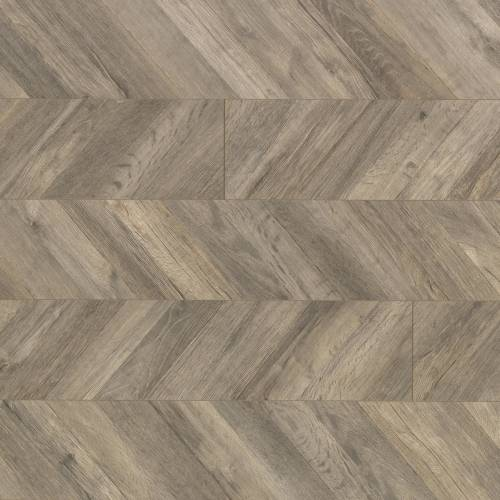 Reclaime NatureTEK Collection by QuickStep Laminate 7-1/2x54-11/32 Parisian Chevron Gris
