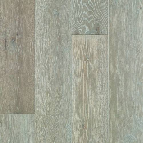 "Aspen Estate Collection by Raintree Engineered Hardwood 7.4"" European White Oak - Crevasse"