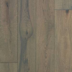 "Laguna Vibes Collection by Raintree Engineered Hardwood 7.4"" European White Oak - Driftwood"