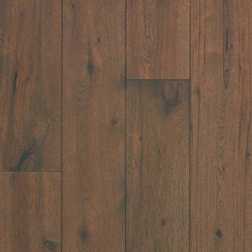 "Nashville Scene Collection by Raintree Engineered Hardwood 7.4"" American Hickory - Hermitage"