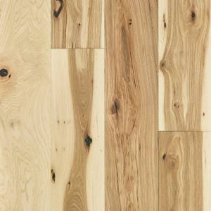 Nashville Scene Collection by Raintree Engineered Hardwood 7.4 in. American Hickory - Old Hickory