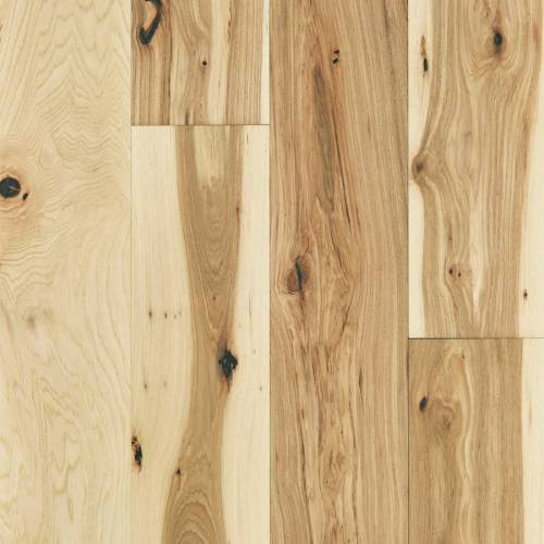 "Nashville Scene Collection by Raintree Engineered Hardwood 7.4"" American Hickory - Old Hickory"