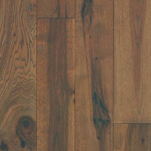 "Nashville Scene Collection by Raintree Engineered Hardwood 7.4"" American Hickory - Printer's Alley"
