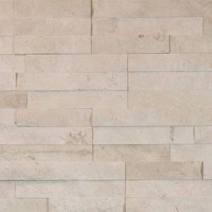 Alesio Collection by Realstone Systems Ledger Panel 6x24 Smoky Beige Ledgestone
