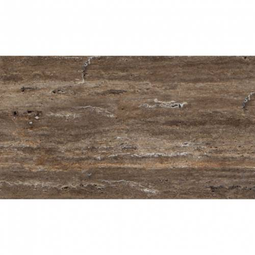 Alesio Collection by Realstone Systems Travertine Tile 12x24 Spalted Oak Honed