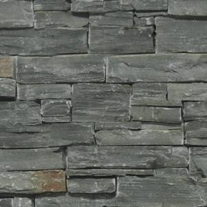 Estate Stone Collection by Realstone Systems Ledger Panel 18x8 Somerset Sage