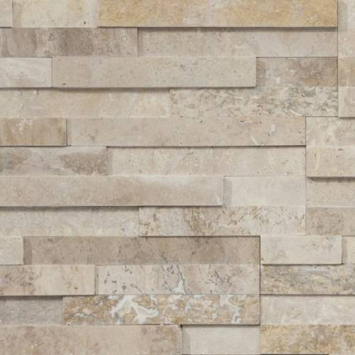 Realstone Collection by Realstone Systems Ledger Panel 6x24 Latte Honed