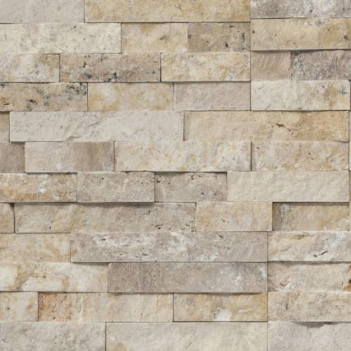 Realstone Collection by Realstone Systems Ledger Panel 6x24 Latte Ledgestone