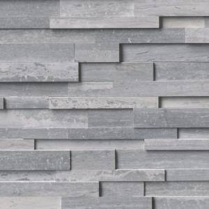 Realstone Collection by Realstone Systems Ledger Panel 6x24 Pewter Honed