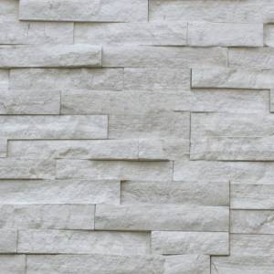 Realstone Collection by Realstone Systems Ledger Panel 6x24 White Birch Ledgestone