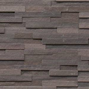 Realstone Collection by Realstone Systems Ledger Panel 6x24 Mocha Birch Ledgestone