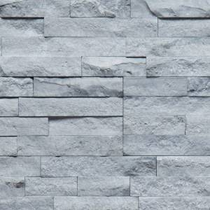 Realstone Collection by Realstone Systems Ledger Panel 6x24 Pewter Ledgestone