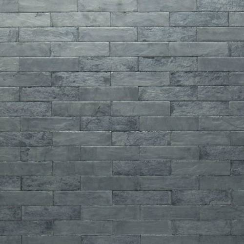 Tempered Collection by Realstone Systems Slate Tile 3x11.75 Storm Glaze