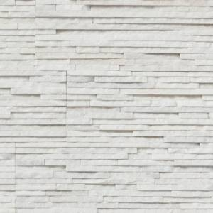 Thinstone Collection by Realstone Systems Ledger Panel 6x24 Thin Arctic White