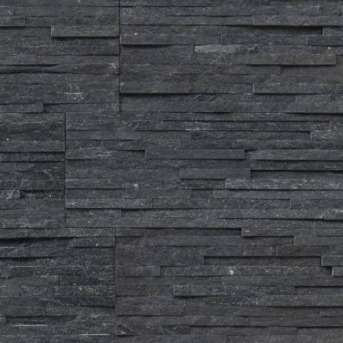 Thinstone Collection by Realstone Systems Ledger Panel 6x24 Thin Midnight Sky