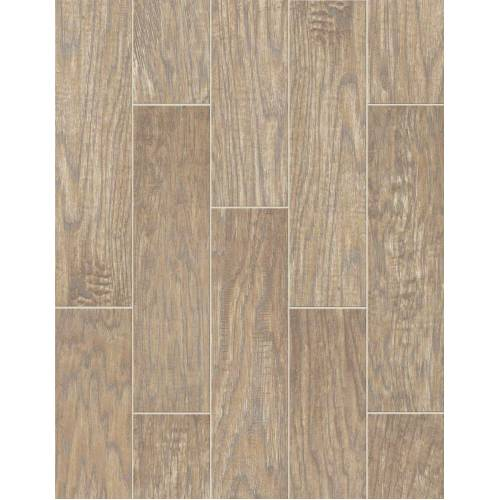Shaw - Petrified Hickory Collection 6x24
