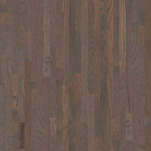 Bellingham Red Oak Hardwood Collection by Shaw 2.25 in. Weathered
