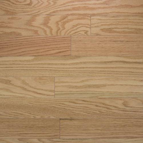 Color Strip Collection by Somerset Hardwood - Natural Red Oak